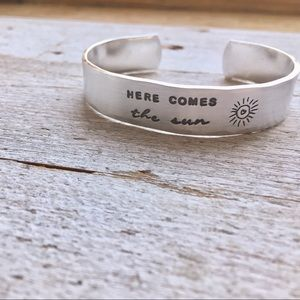 Jewelry - Here Comes The Sun bracelet